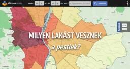 Országos lefedettségű lett az Otthontérkép, online lakáskereső