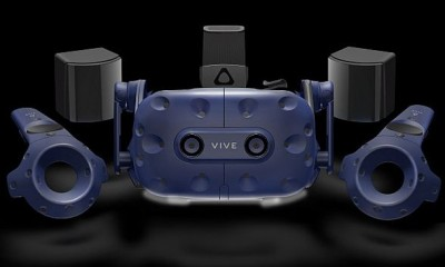 Prim News – HTC Vive and its accessories are officially