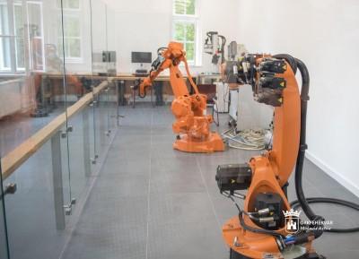 Ipari robotközpont Székesfehérváron