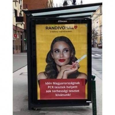 jó reklám társkereső