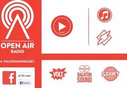 24 órás VOLT fesztiválrádió - ez az OpenAirRadio