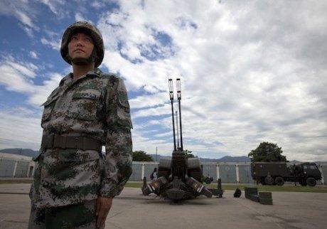 Így készülnek a kínaiak a kiberháborúra